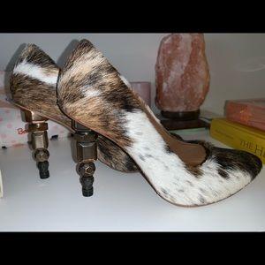 All Saints Spitalfield Hair Idris Shoes